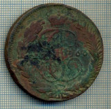 7034 MONEDA VECHE - RUSIA - 5 KOPEKS -anul 1763 MM -starea care se vede