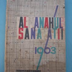 (C6425) ALMANAH SANATATII, (SANATATEA) 1963