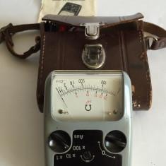 Aparat de masura vechi Metrowatt AC Nurnberg - Multimetre