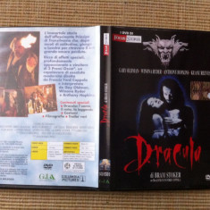 Dracula bram stoker dvd film movie horror gary oldman ryder hopkins ford coppola - Film Colectie columbia pictures, Engleza