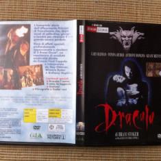 Dracula bram stoker dvd film movie horror gary oldman ryder hopkins ford coppola - Film Colectie columbia pictures, Engleza