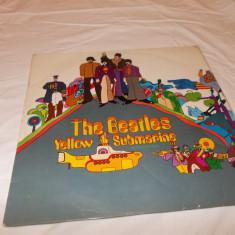 THE BEATLES -YELLOW SUBMARINE - VINYL ORIGINAL !