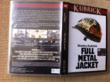 Full Metal Jacket 1987 dvd stanley kubrick movie film drama razboi warner bros, Engleza, warner bros. pictures