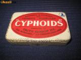 CUTII MEDICAMENTE Vechi. CYPHOIDS-Smith Kendon-Cutie medicamente veche.