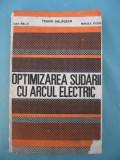 (C6408) TRAIAN SALAGEAN - OPTIMIZAREA SUDARII CU ARCUL ELECTRIC