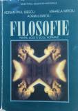 FILOSOFIE MANUAL PENTRU LICEE SI SCOLI NORMALE - M. Miroiu, A. P. Iliescu (2000)