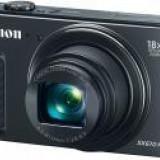 PHOTO CAMERA CANON SX610 HS BLACK