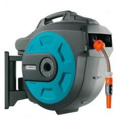 Dispozitiv de perete .pentru furtun Gardena Comfort 15 ROLL-UP AUTOMATIC 8022 - Furtun gradina