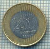 7024 MONEDA- UNGARIA - 200 FORINT -2009 - starea care se vede, Europa