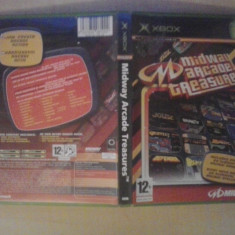 Midway Arcade Treasuers - Joc XBox classic (GameLand) - Jocuri Xbox, 3+, Multiplayer