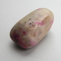 Specimen - rubin in cordierit - Fosila roca