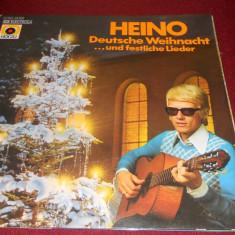 DISC VINIL GERMANIA  HEINO COPERTA IN RELIEF