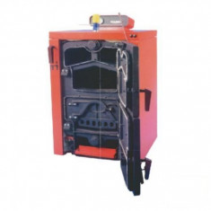 Centrala termica din fonta pe carbune/cocs cu 9 elementi Viadrus U22C - Cazan