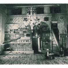 3192 - ADA-KALEH, Mosque - old postcard, real PHOTO - unused, Necirculata, Fotografie