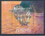 GIBRALTAR 2006 CORABII DESCOPERIREA AMERICII