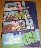 Almanah Scanteia Tineretului 1989