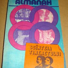 Almanah SCANTEIA TINERETULUI 1988