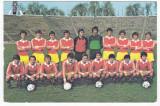 Imagine anii '80 Fotbal Nationala Romaniei