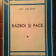 Lev Tolstoi - Razboi si pace - * [1949]