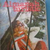 (C6451) ALMANAH TURISTIC 1973