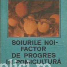 Vasile Cociu - Soiurile noi - factor de progres in pomicultura