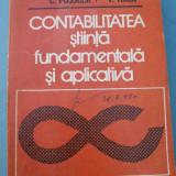 (C6453) CONTABILITATEA, STIINTA FUNDAMENTALA SI APLICATIVA DE C.G. DEMETRESCU