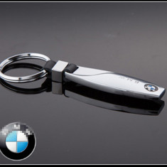 Breloc BMW Turn inox cromat model deosebit - Breloc Auto