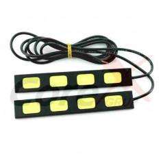 Lumini de zi DRL 4 LED, Universal