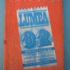 (C6438) ALMANAH LUMEA 1982