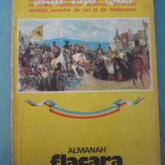 (C6437) ALMANAH FLACARA 1983