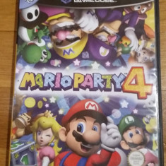JOC GAMECUBE MARIO PARTY 4 ORIGINAL / STOC REAL in Bucuresti / by DARK WADDER Altele, Arcade, 3+, Multiplayer