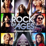 BR Blu Ray Rock of Ages extended edition 2012