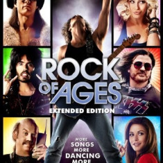 BR Blu Ray Rock of Ages extended edition 2012 - Blu-ray player