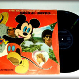 Disc vinil - musical movies electrecord