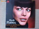 MIREILLE MATHIEU das wunder aller Wunder Ist Die Liebe disc vinyl lp muzica pop, VINIL, ariola