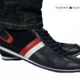 Pantofi sport Tommy Hilfiger - Model Nou - Piele Naturala - Pret special -
