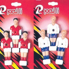 Jucatori pentru fotbal mecanic - Foosball