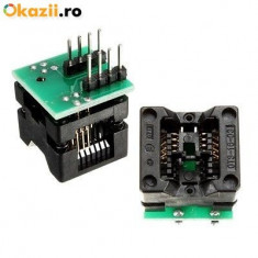 Soclu / Adaptor SOIC8 to DIP8