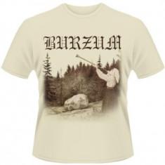 BURZUM Filozofem (tricou) - Tricou barbati, Marime: M, XL, Maneca scurta