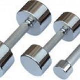 Gantere cromate 2×1 kg