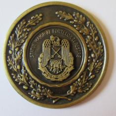RARITATE!MEDALIE SEFUL STATULUI MAJOR AL FORTELOR TERESTRE GENERAL LC.IOAN SORIN - Medalii Romania, An: 2005