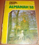 Vanatorul si Pescarul Sportiv Almanah 1983