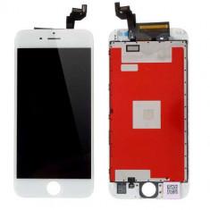 Display iPhone 6s Cu Touchscreen (4.7) OEM Alb - Display LCD