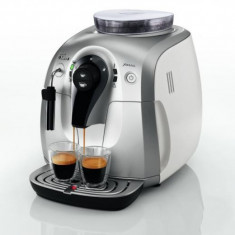 Expresor cafea Philips Saeco Xsmall Class HD8745/09 - Espressor automat Philips, 15 bar, Automat
