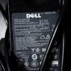 Incarcator Alimentator DELL 90W 19.5V 4.62A PA-10 Family LA90PS1 - PIN - NOU ! - Incarcator Laptop Dell, Incarcator standard