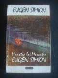 EUGEN SIMION - MOARTEA LUI MERCUTIO, Nemira, 1993