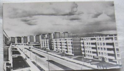 CPI (B6001) CARTE POSTALA. ONESTI - MAGISTRALA 2, 1965 foto