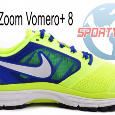 Nike Zoom Vomero+ 8 - Running Shoe - Adidasi barbati Nike, Marime: 44, Culoare: Din imagine, Textil