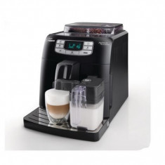 Expresor cafea Philips Saeco Intelia One Touch Cappuccino HD8753/19 - Espressor automat Philips, 15 bar, Automat