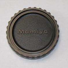 Capac body Mamiya - Capac Obiectiv Foto